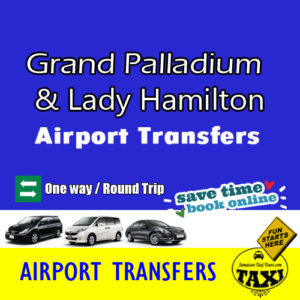 airport transfers grand palladium