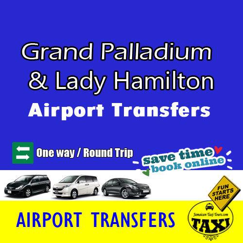 airport transfers grand palladium