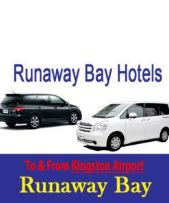 Kingston airport to Grand Bahia Runaway Bay