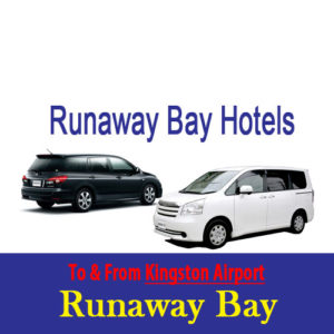 Kingston airport to Grand Bahia Runaway Bay